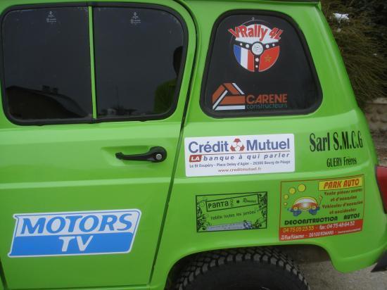 Les sponsors (1)