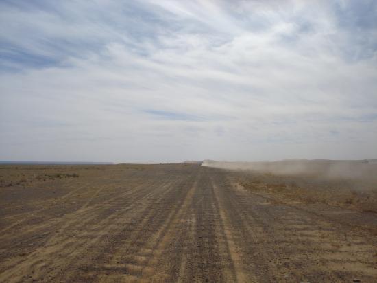 L'autoroute du désert... Place à l'oirentation