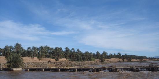 La vallée du Drâa