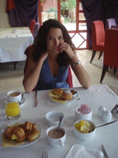 Petit-déjeuner royal