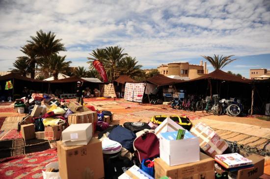 Les affaires humanitaires : 78,5 Tonnes !!!