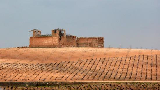 Le sud de l'Espagne